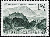 Carinthia Stamp