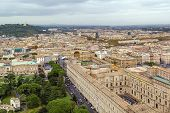 View Of Vatican