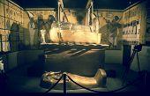 Tutankhamun's Sarcophagus