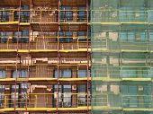 scaffolding - 1