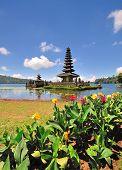 Floating Temple in Lake Bedugul