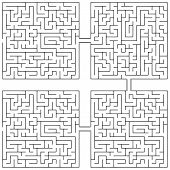 Labyrinth Vicissitudes Of Life