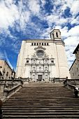 The Cathedral Of Girona, Spain