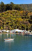 Marlborough Sounds Harbour