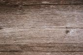 Close-up Of Old Wooden Wall