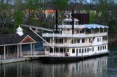 Cumberland River Boat