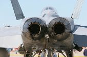 F 14 Tailpipes