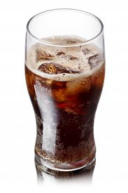 stock photo of malt  - Malta soda  - JPG