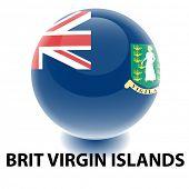 Orb Brit Virgin Islands Flag