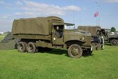 Ww2 Gmc Military Truck