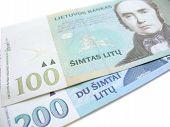Banknotes - Litas