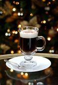 irish cream coffee