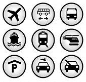Vehicle Signs in Vector Design