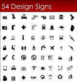 Buissnes Icons in Vector Design