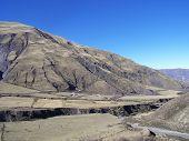 Cuesta Del Obispo Aerial View