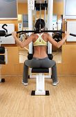 picture of gym workout  - Professional Fitness Instructor  - JPG