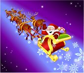 Trenó de Natal