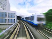 Mass rapid transit