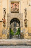 Entrance to La Giralda, Sevilla, Spain