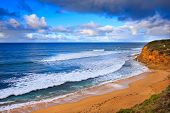 Ocean coast, Great Ocean Road, VIC, Australia