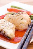 Parrot Fish Sweet Sour