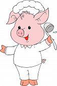 Piglet Cook