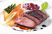 foto of duck breast  - Duck breast - JPG