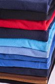 Polo shirts various colors
