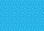 Pattern With Waves