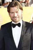 LOS ANGELES, CA - JAN 29: Nikolaj Coster-Waldau at the 18th annual Screen Actor Guild Awards at the Shrine Auditorium on January 29, 2012 in Los Angeles, California