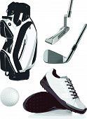 Acessórios de golfe
