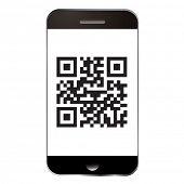 Código QR para el escaneo con smart móvil o celular