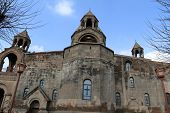 Cathedral In Echmiadzin