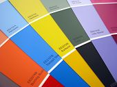 Paint Colors Swatches Photo Download