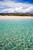 Spiaggia Cinta, Sardegna