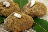 Balushai doces indianos