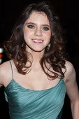 NEW YORK, NY - NOVEMBER 26: Actress Kara Hayward attends the IFP's 22nd Annual Gotham Independent Fi