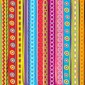 Colorful Strip, Abstract Background
