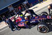 Team Toro Rosso F1, Jean Eric Vergne, 2012