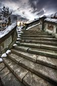 Ancient Stairway