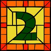 2 - Mosaic number