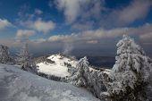 Postavaru Mountains ski resort