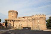 Giulius Ii Castle In Rome, Italy