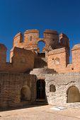 Castillo de la Mota en Valladolid. España
