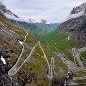 beautiful Norwegian landscape