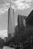 Freedom Tower in Lower Manhattan