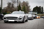 Sport Car Line Up