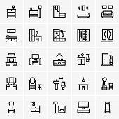 Interior icons