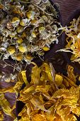 Dried Flower Petals