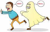 Afraid Of Ghost